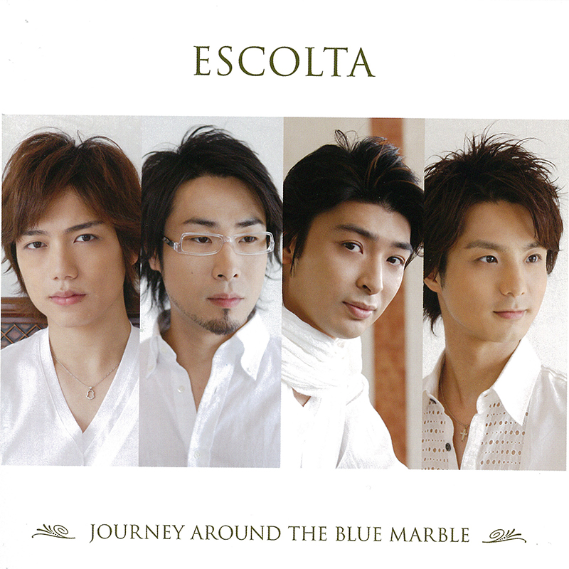 ESCOLTA Album「JOURNEY AROUND THE BLUE MARBLE」に収録