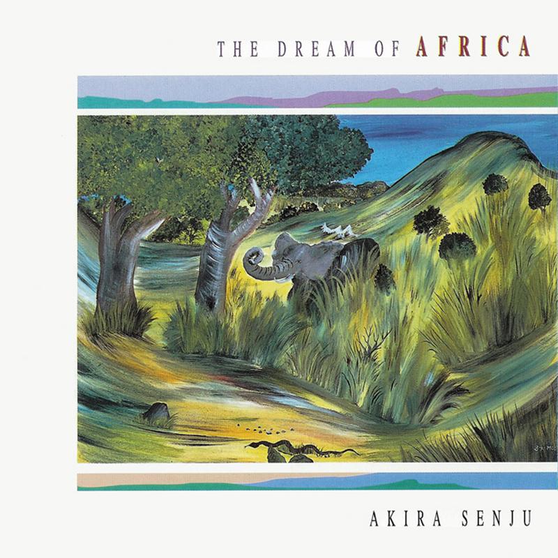 「アフリカの夢」東芝EMI(TOCT-10173)